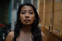 2010 begins with performance art from Chow Ei [Burma] and 3 artists from Boston